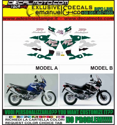AFRICA TWIN XRV RD07 750 1999