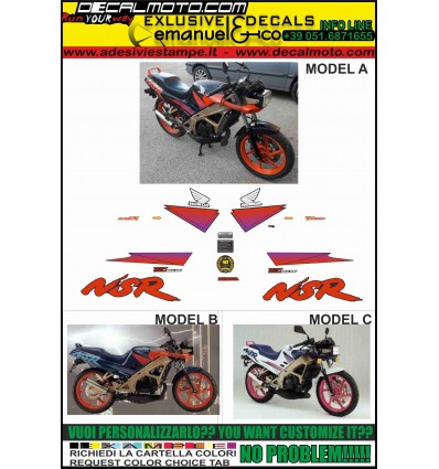NSR 125 FN JC20 1992