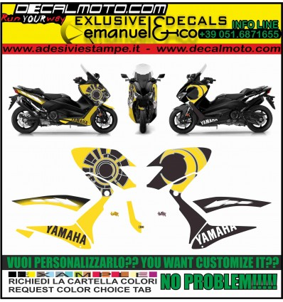 TMAX 530 2017 - VR SPECIAL EDITION