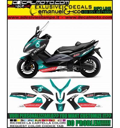TMAX 2008 - 2011 REPLICA M1 MOTO GP 2019 PETRONAS
