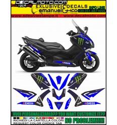 TMAX 530 2012 - 2014 REPLICA M1 MOTO GP 2019