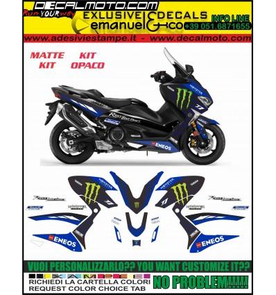TMAX 530 2017 - REPLICA MOTO GP 2019 M1