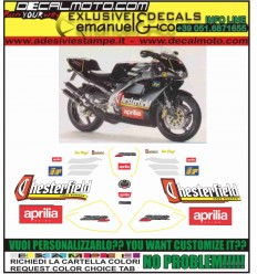 RS 250 1995 CHESTERFIELD MAX BIAGGI