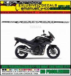 TDM 900 2005 2008 BLACK