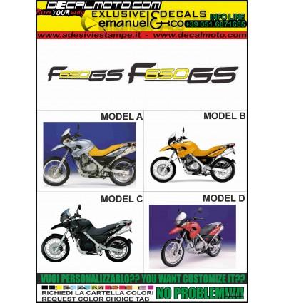 F650 GS 2000 - 2003