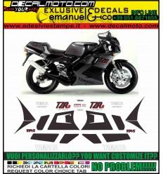 TZR 125 R 4DL 1991 BELGARDA BLACK