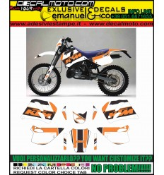 EXC LC4 SX MXC 1993 - 1997 FORMANUDESIGN