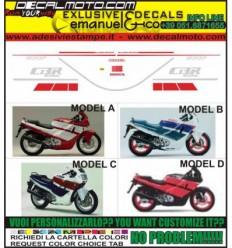 CBR 600 F 1989
