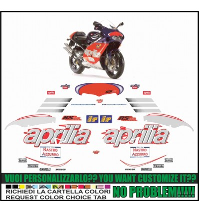 RS 250 1999 REPLICA VALENTINO ROSSI