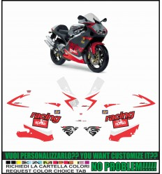 RS 250 2001 - 2002 DIABLO BLACK MELANDRI