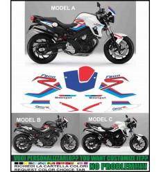 F800 R 2012 - 2014 MOTORSPORT