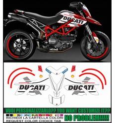 HYPERMOTARD 796 1100 MOTO GP 2018 TRIBUTE REPLICA