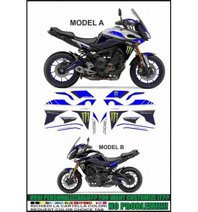 MT 09 FJ 09 TRACER 900 2015 - 2017 GP TRIBUTE