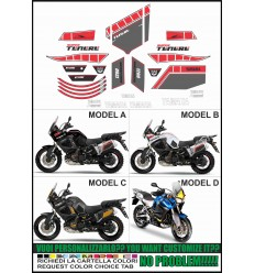XT 1200 Z SUPER TENERE WORLD CROSSER 2010 - 2013