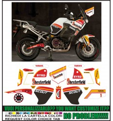 XT1200Z SUPER TENERE REPLICA DAKAR CHESTERFIELD