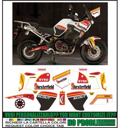 XT1200Z SUPER TENERE REPLICA DAKAR CHESTERFIELD