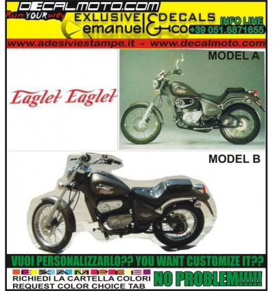 EAGLET 50 125