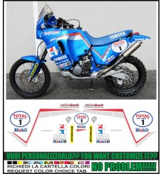 XT 750 Z SUPER TENERE REPLICA PETERHANSEL PARIS DAKAR 1993