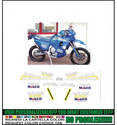 XT 750 Z SUPER TENERE REPLICA GAULOISES PARIS DAKAR