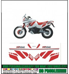 XT 750 Z SUPER TENERE 1990 WHITE RED