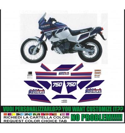 XT 750 Z SUPER TENERE 1990 WHITE BLUE