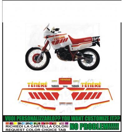 XT 600 Z TENERE 1990 3AJ WHITE