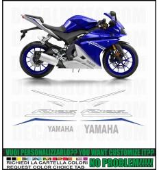 R125 2015 BLUE