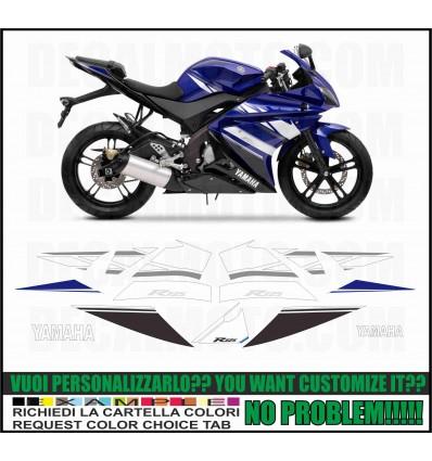 R125 2011 BLUE