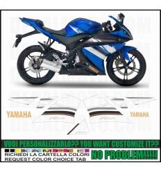 R125 2008 BLUE