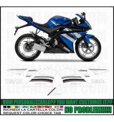 R125 2009 BLUE