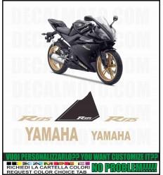 R125 2010 2011 BLACK