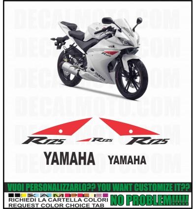 R125 2010 WHITE