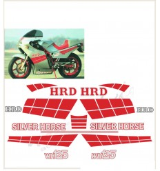 SILVER HORSE 125