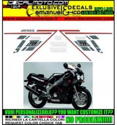 FZR 600 1989 BLACK