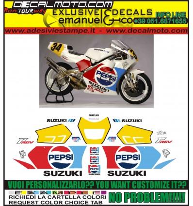 RGV 250 GAMMA 1989 SP PEPSI EDITION