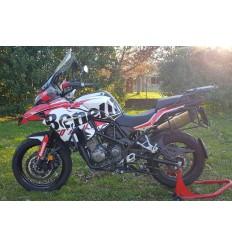 TRK 502 - 502X SIGN