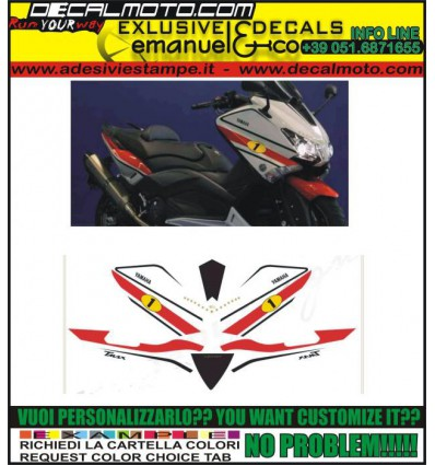 TMAX 2012 - 2014 530 AGOSTINI