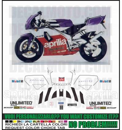 RS 125 1992 EXTREMA REPLICA REGGIANI