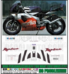 RS 125 1993 EXTREMA REPLICA