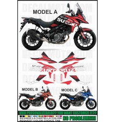 VSTROM DL 650 2019 - 2020 SIGN