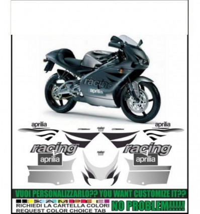 RS 125 2003 GP 1 BLACK