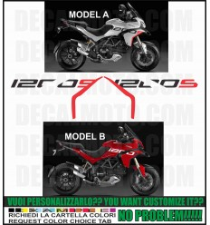 MULTISTRADA 1200 2010 - 2014 SIGN s