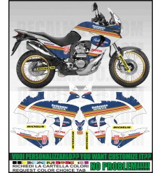 TRANSALP XL 700 V REPLICA ROTHMANS PARIS DAKAR