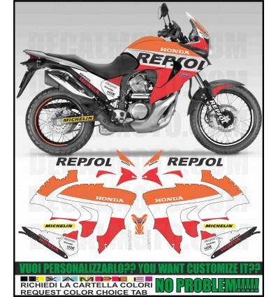 TRANSALP XL 700 V REPLICA REPSOL