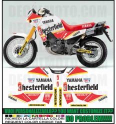 XT 660 Z TENERE 91 REPLICA DAKAR CHESTERFIELD