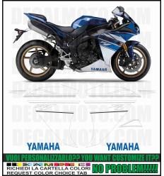 YZF R1 2009 BLUE