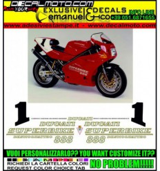 888 SUPERBIKE SP 1993