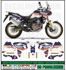 AFRICA TWIN CRF 1000 L ROTHMANS FULL COVER