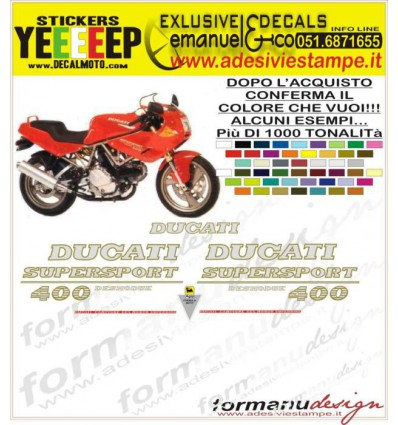 SS 400 SUPERSPORT NUDA