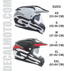 helmet GS.ENDURO